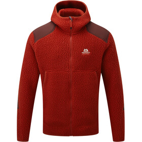 Mountain Equipment Moreno Chaqueta Hombre, bracken/dark chocolate